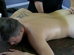 Part 2 - Corey begs for the intense prostate stimulation to last forever