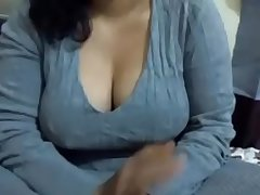 another cam girl with big milk tank