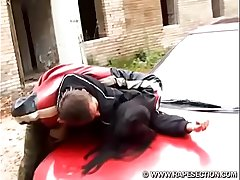hardfuck in car see part 2 : http://bit.do/bdsmhardsexxx