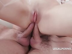 Photocopy Addicted with Anal Fisting May Thai &amp_ Dominica Phoenix Balls Deep Anal Battle with ATOGM, DAP, Gapes GIO800