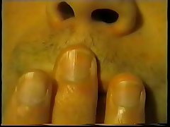 3 - Olivier hand fetish sucking his thumb, licking his fingers and bitter his nails hand worhsip compilation 3 (recorded in 2003)