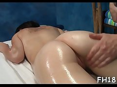 Ribald girl fucked hard from behind and loving it