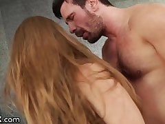 HardX Lena Paul&rsquo_s Eyes Go Back At near Rough Anal Creampie Fellow-feeling a amour