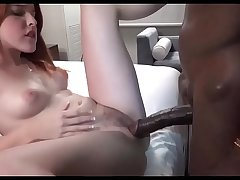 Very Horny Girlfriends Fucked By Big Black Cocks - Compilation