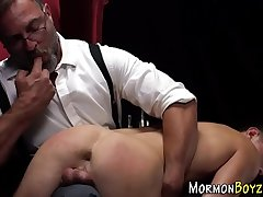 Gay mormons ass spanked