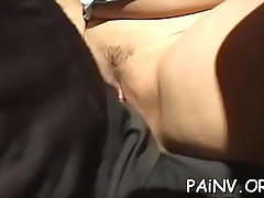 Hard gang bangs for a wicked lady who gets it coarse