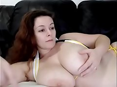 Chubby bbw surrounding big boobs live chatting webcam
