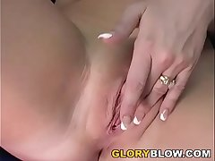 Busty MILF Lisa Sparxxx has to be sure made her debut yon the gloryhole.