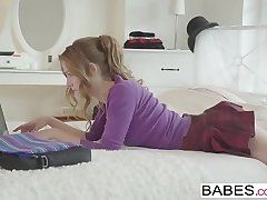 Babes - Step Mom Lessons - (Denis Reed, Alexis Crystal, Klarisa Leone) - Sexual intercourse Ed