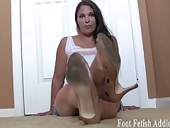 My big sexy feet are all yours