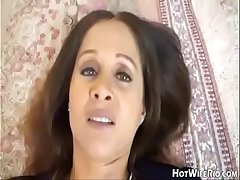 HotWifeRio Tanned Mom Catches Sprog In Her Panty Drawer