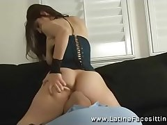 Worship My Latina Ass 8 Part 1