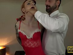 PASCALSSUBSLUTS - Azura Alii facialized after anal holy day