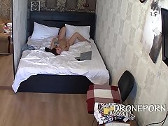 Webcam slut Aurora - Hidden cam