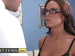 Doctors Adventure - (Rahyndee James, Johnny Sins) - Natural Complement - Brazzers